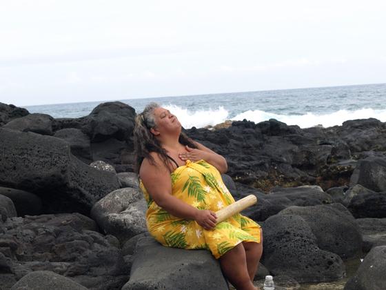ハワイ パワーストーン浄化(ブレッシング)